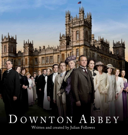 Downton Abbey, not Downtown Abbey